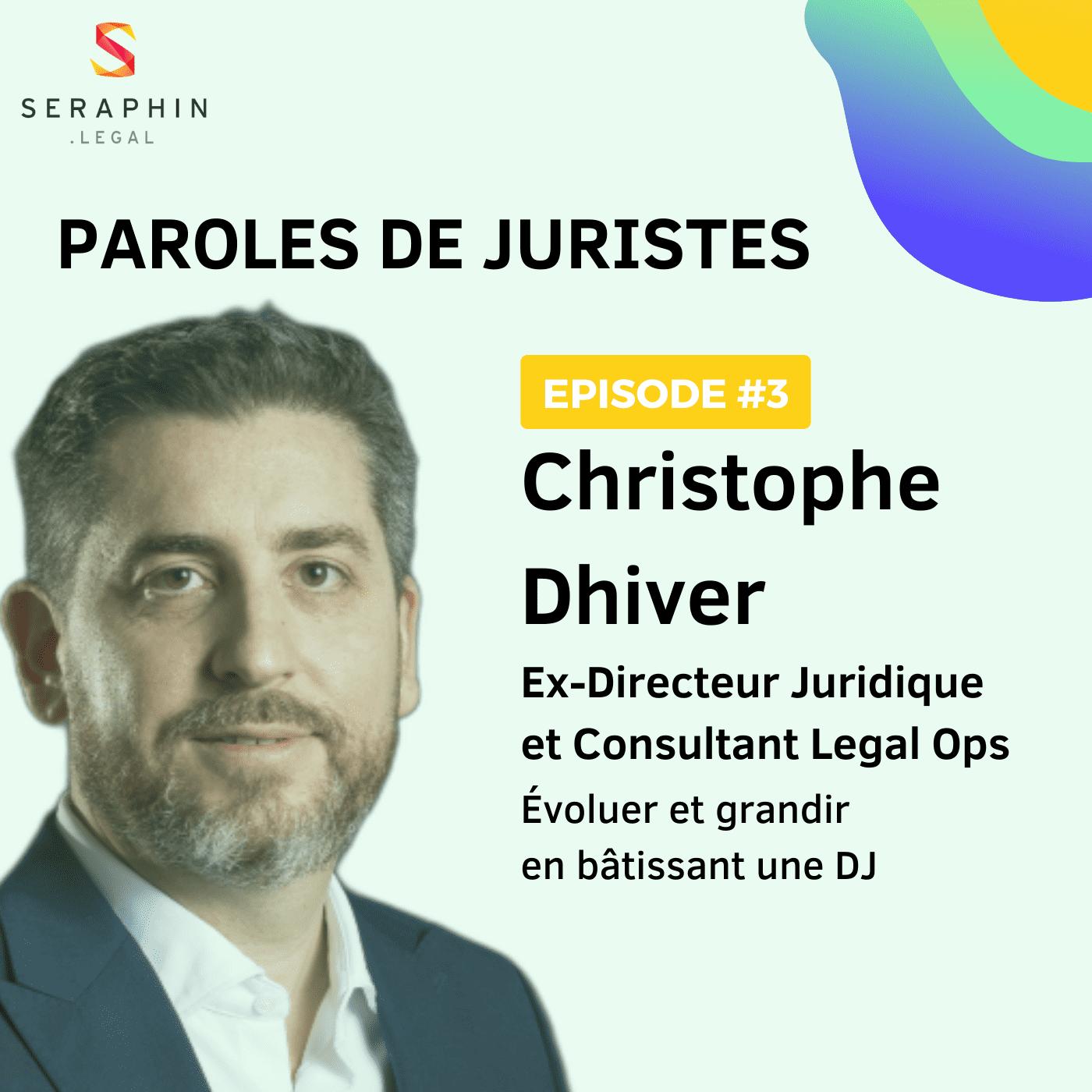 Podcast : Paroles de Juristes