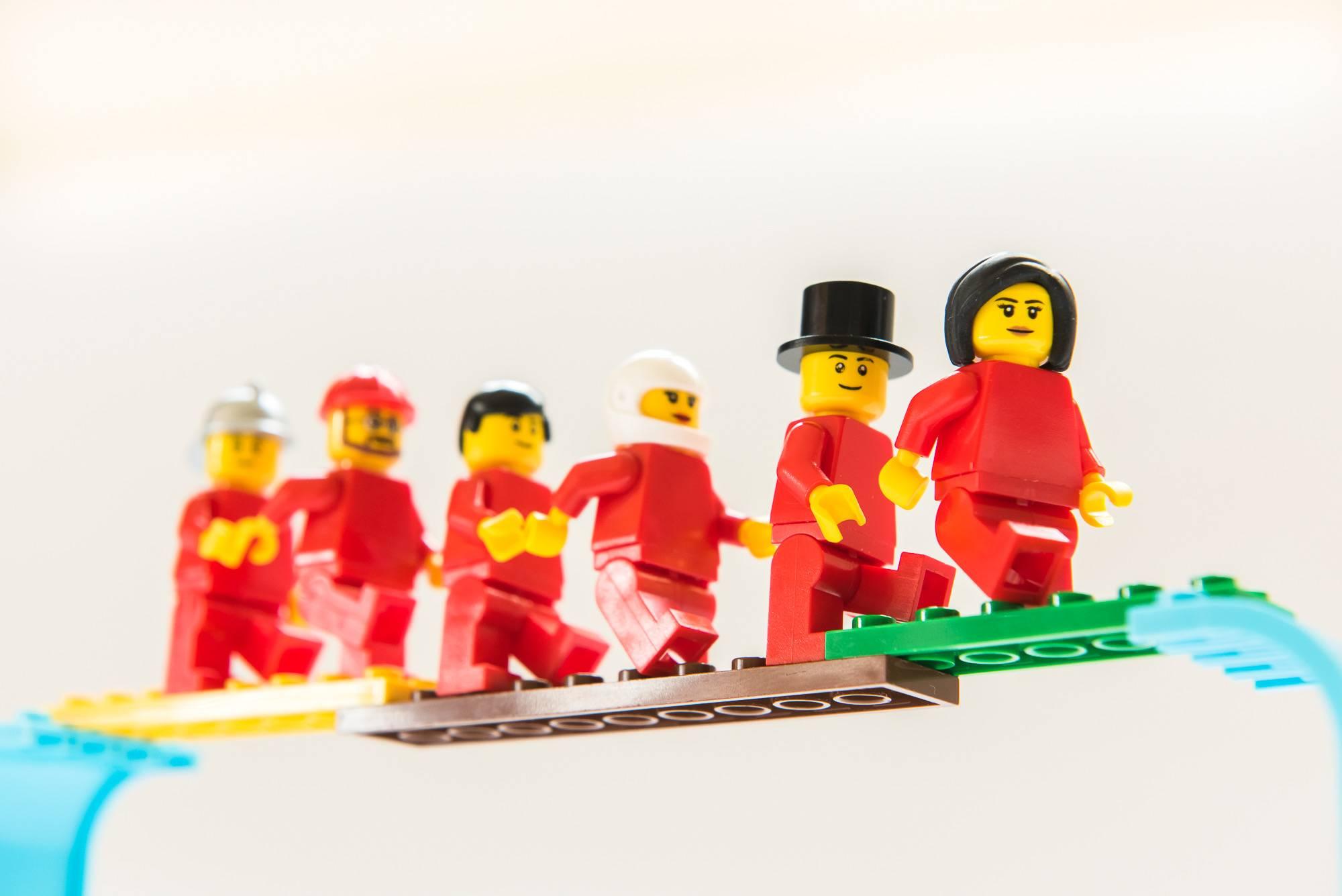 Méthode LEGO® SERIOUS PLAY®